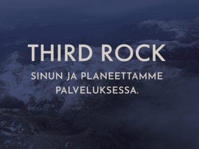 Third Rock social media image