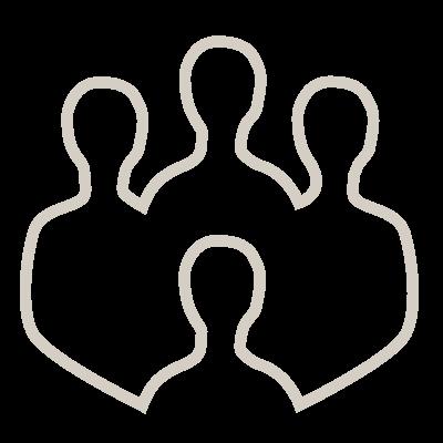 Sidosryhmäkartoitus, icon